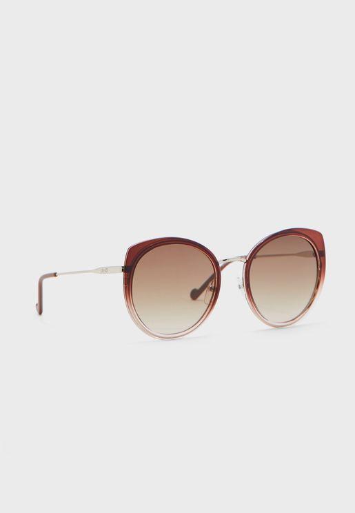 نظارة شمسية بنمط عين القطة