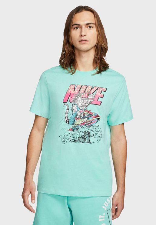 NSW Beach Jet T-Shirt
