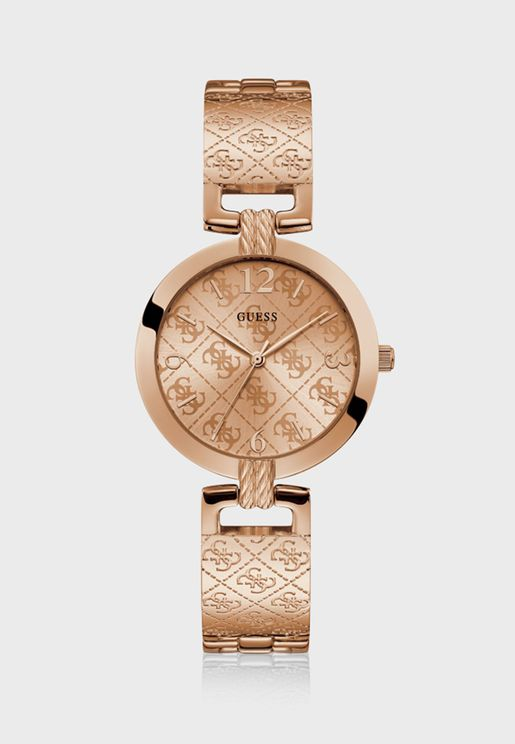 G Luxe Analog Watch