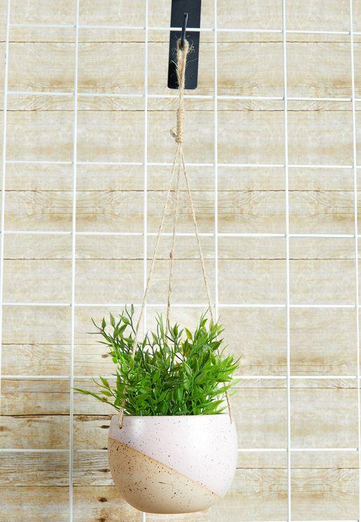 وعاء نباتات معلق