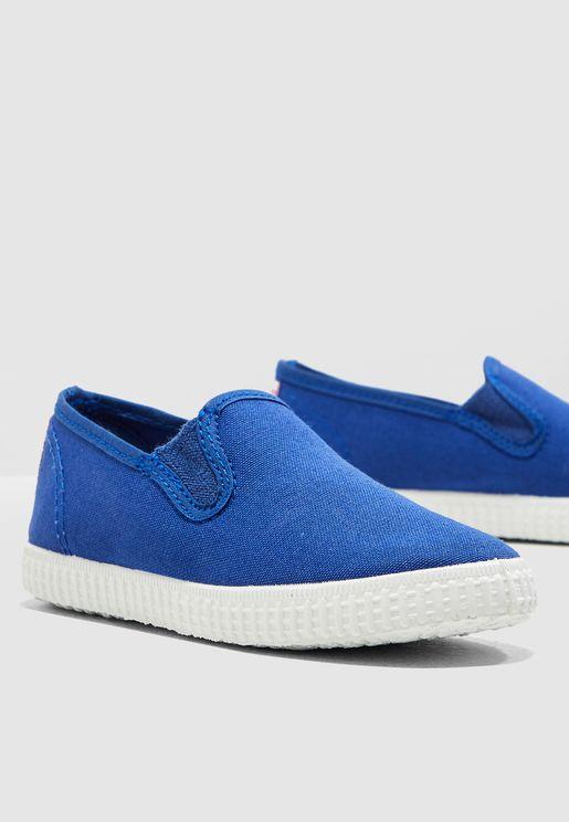 حذاء كانفاس للاطفال