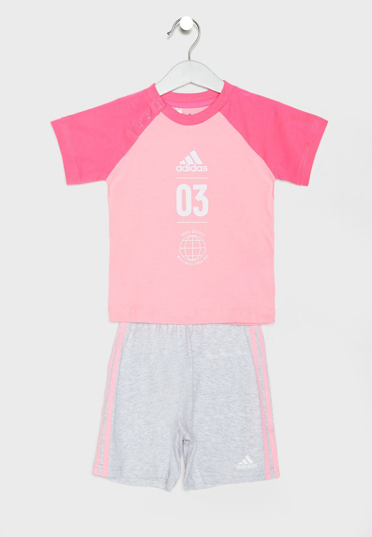 Infant Logo Summer Set