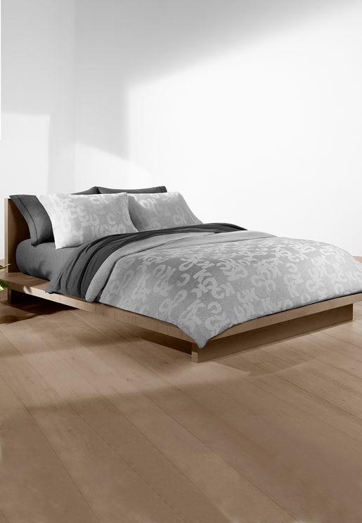 غطاء سرير كينغ 240 * 220 سم