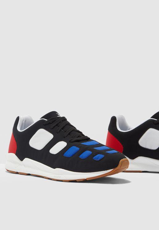 حذاء بعدة الوان