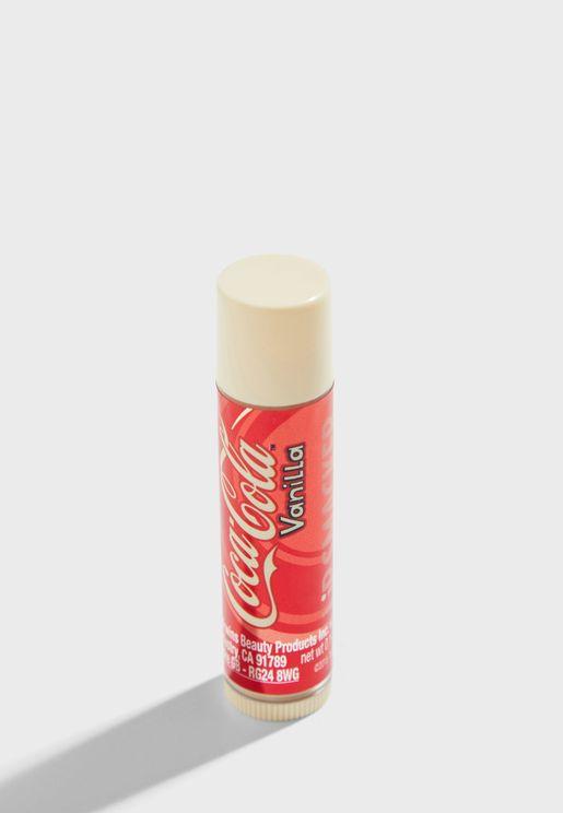 Coca Cola Vanilla  Lip Balm