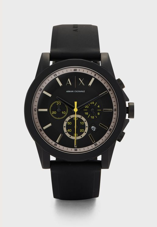 AX1343 Outerbanks Analog Watch
