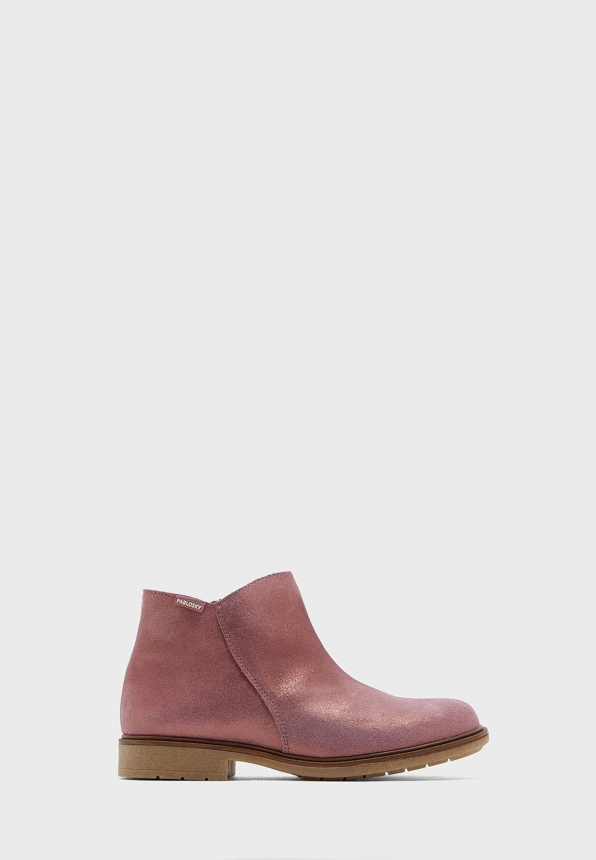 Youth Shimmer Boot
