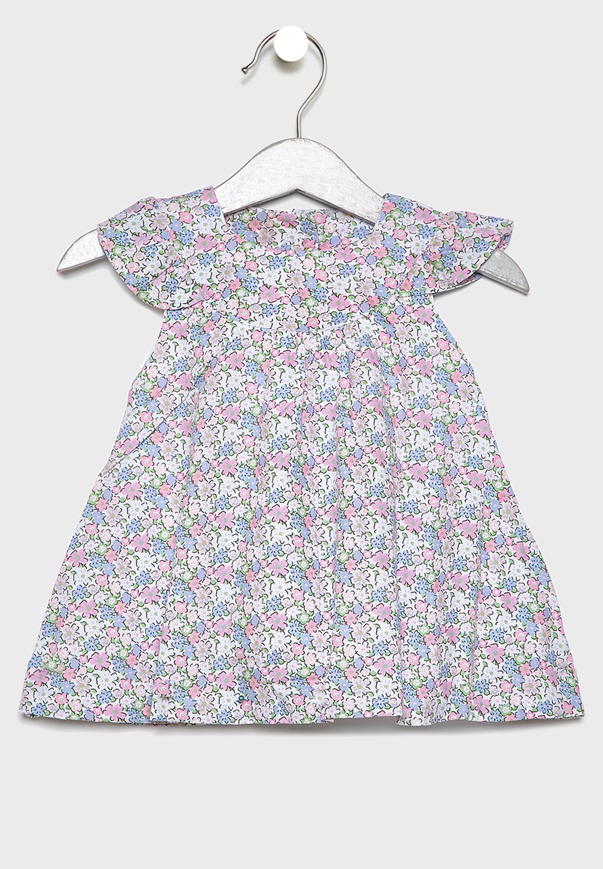 Infant Pleated Dress