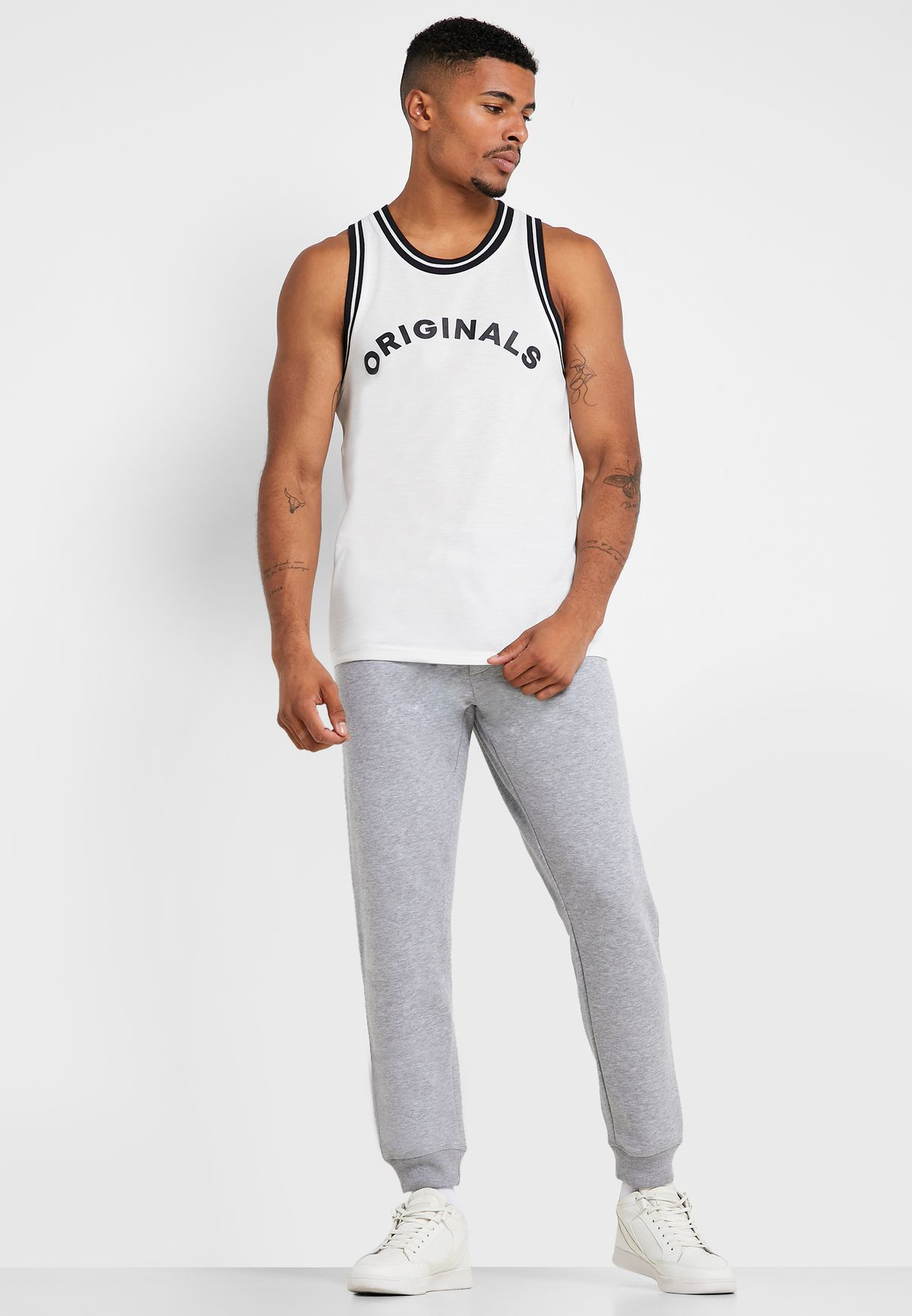 Gordon Cuffed Sweatpants