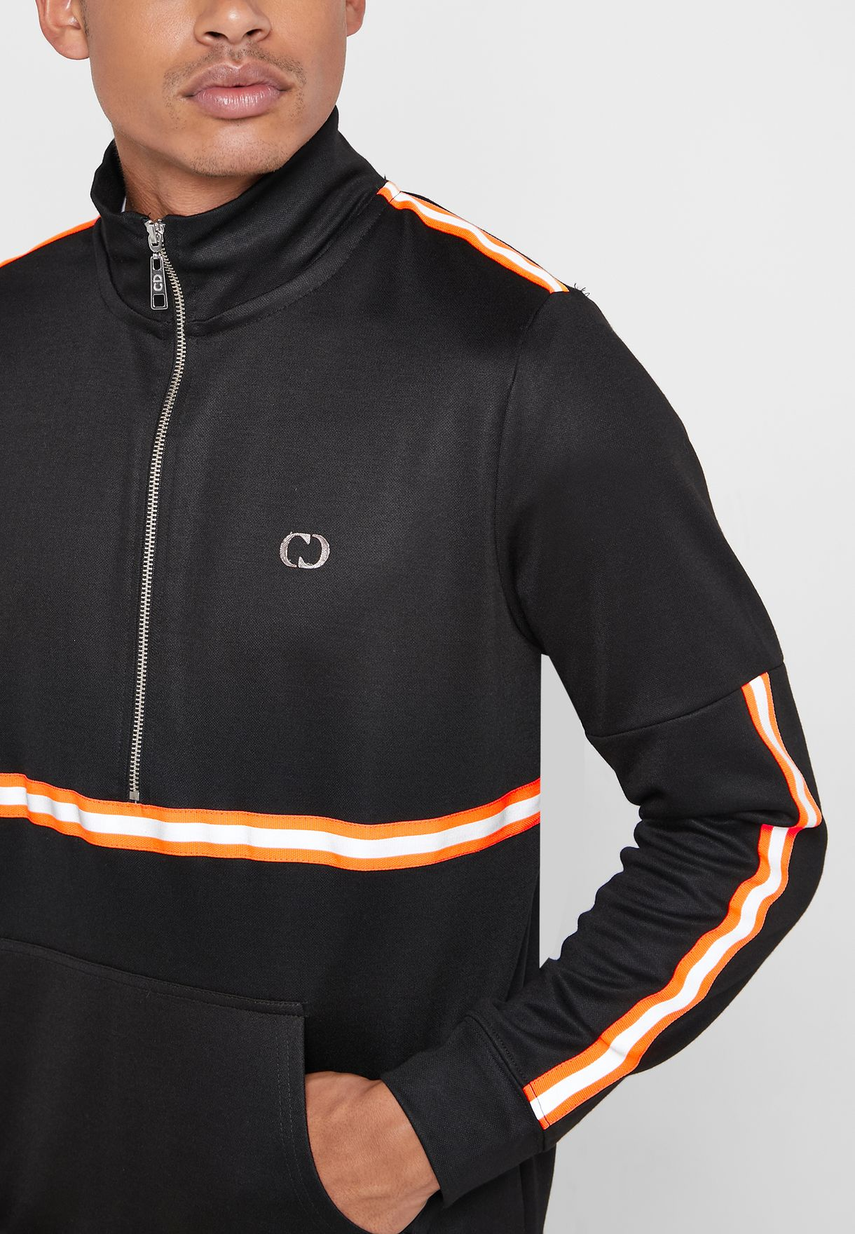 Wise Pullover Track Top