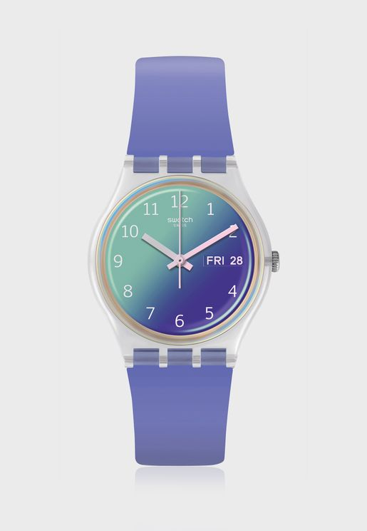 Ultralavande Analog Watch
