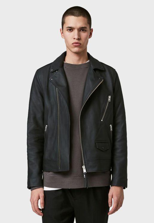 Bloc Biker Jacket