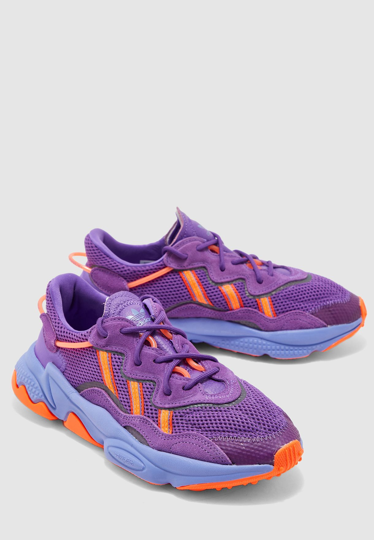 Buy adidas Originals purple Ozweego for