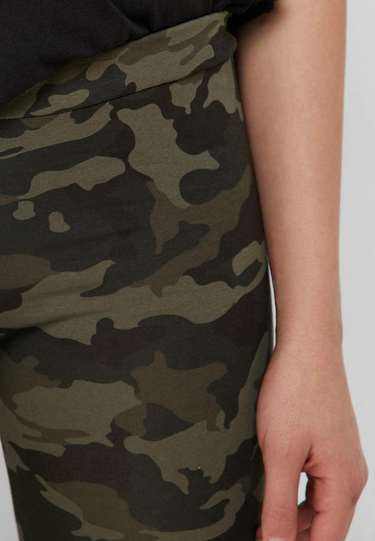 Camo Essential Leggings