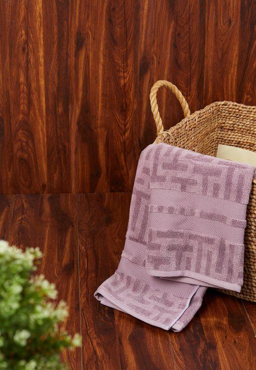 Tessellating Bath Towel 70x125cm
