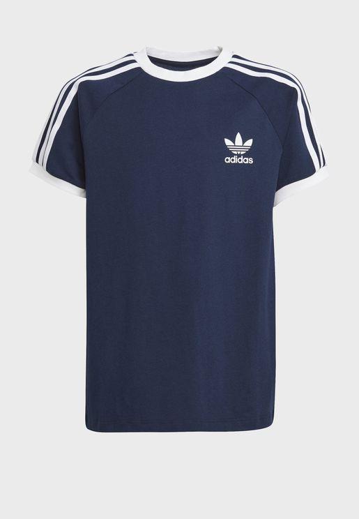 Youth 3 Stripe T-Shirt