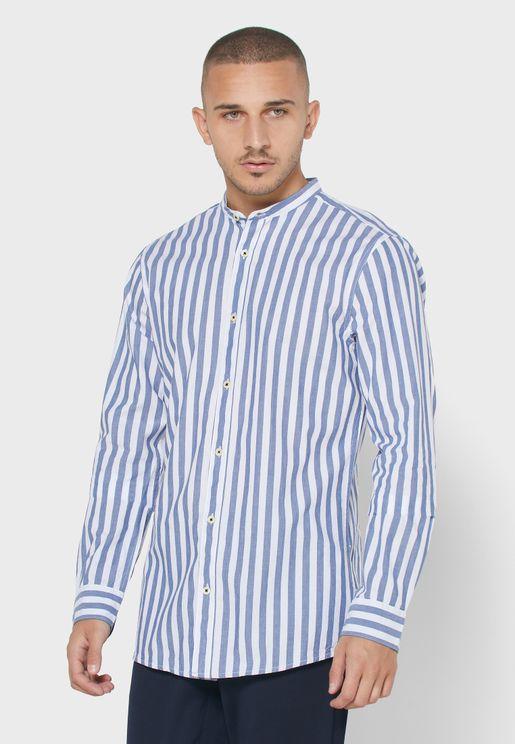 Matthew Striped Regular Fit Shirt