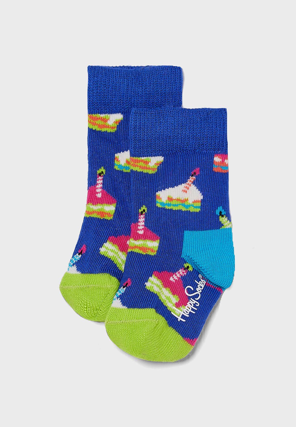 Kids Cake Socks