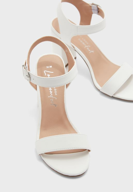 Vims Block Heel Sandal