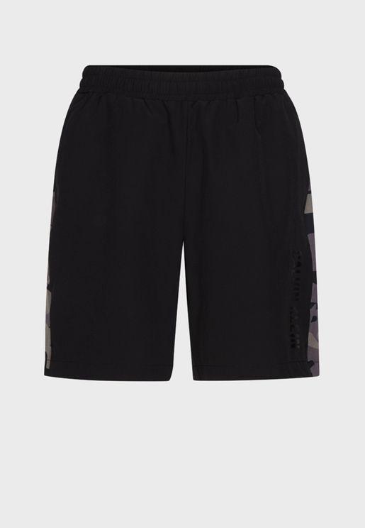 "Camo 7"" Shorts"