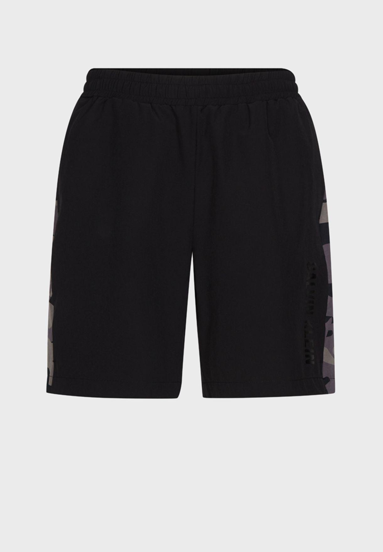"7"" Camo Shorts"