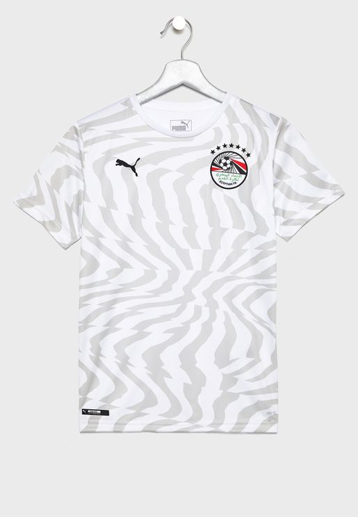 Youth Egypt Replica Away Jersey