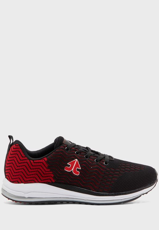 Panther Knitted Sports Sneakers