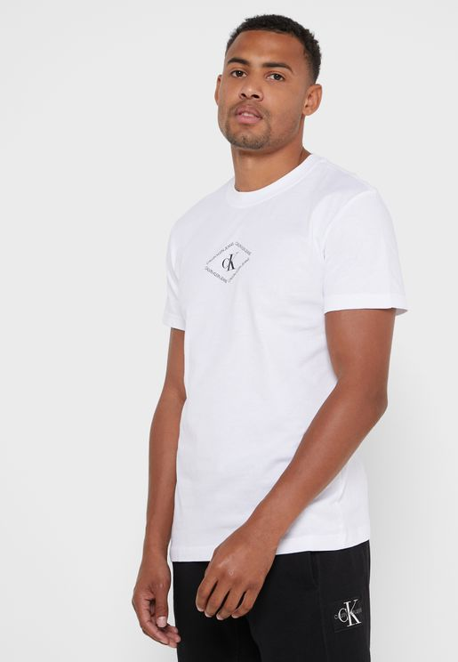 Monotriangle Crew Neck T-Shirt