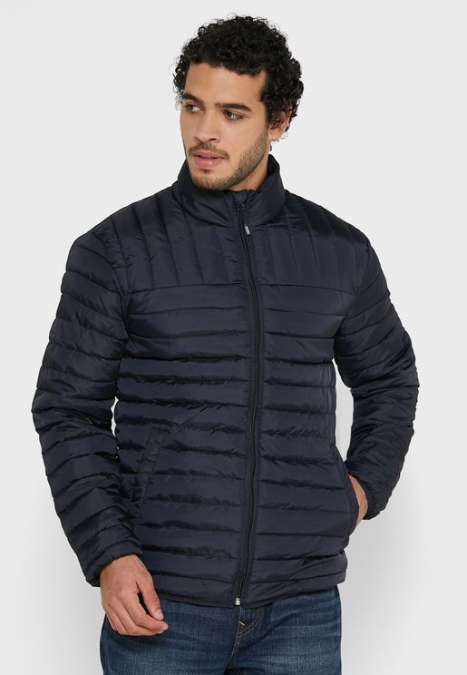 Essential Quilted Jacket