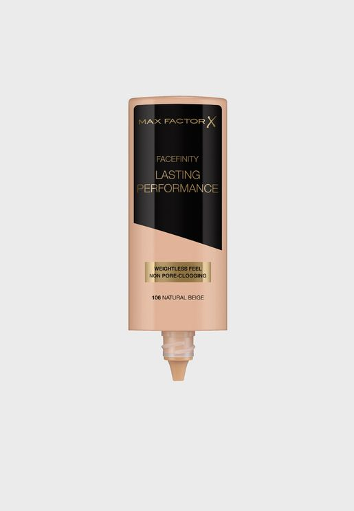 Liquid Foundation- 106 Natural Beige