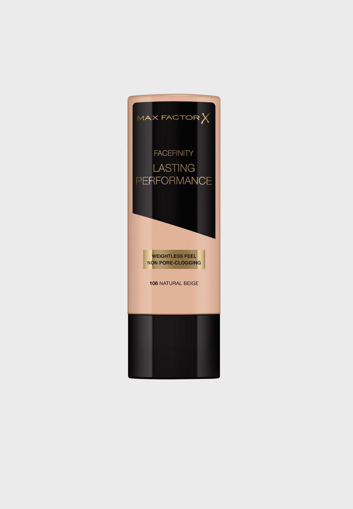 Liquid Foundation- 106 Natural Beige