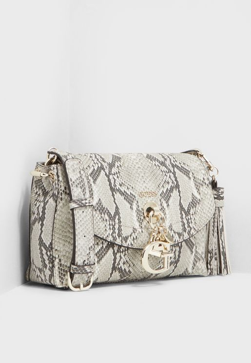 Gracelyn Flap Over Crossbody