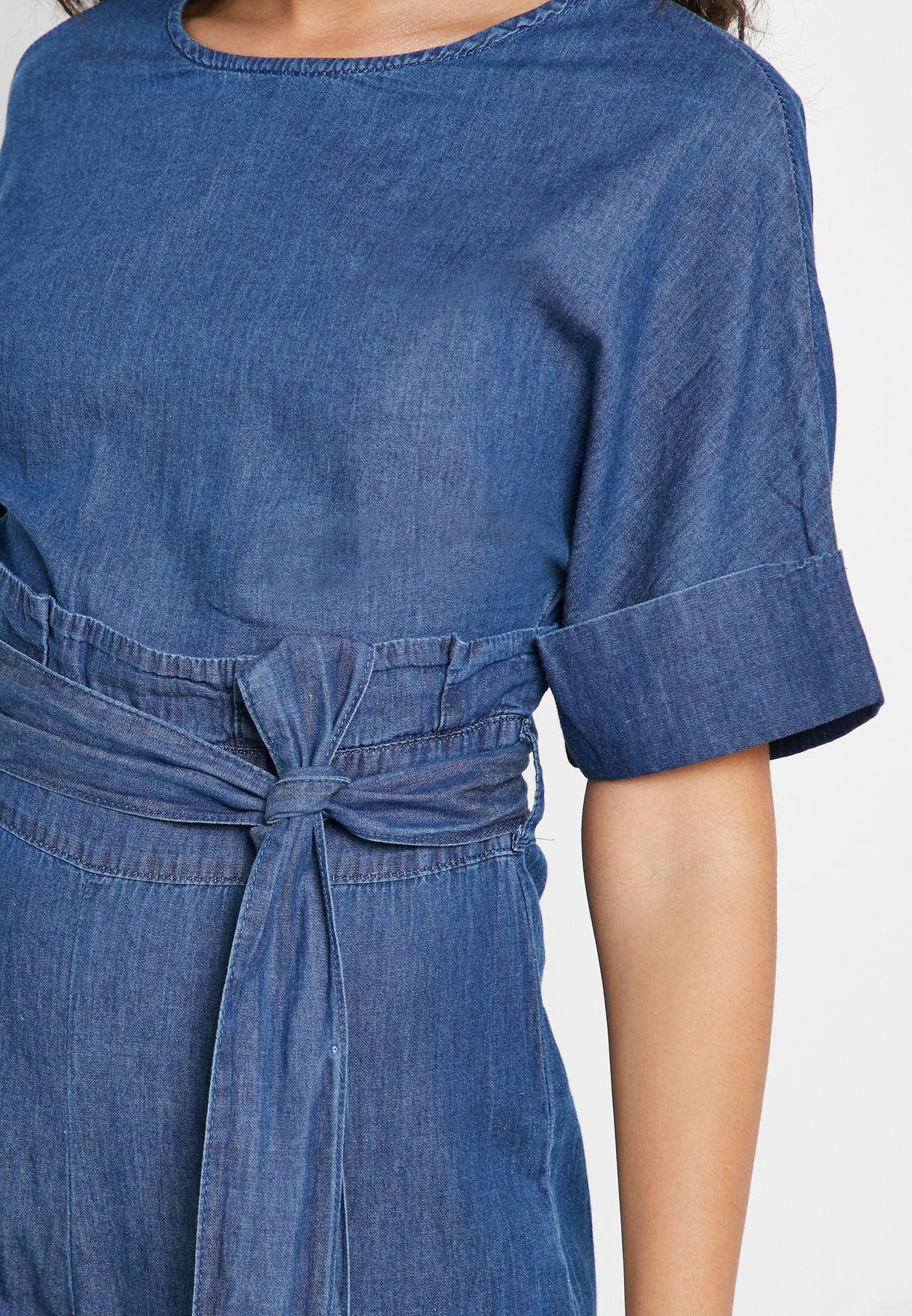 افرول طويل (جمبسوت) جينز