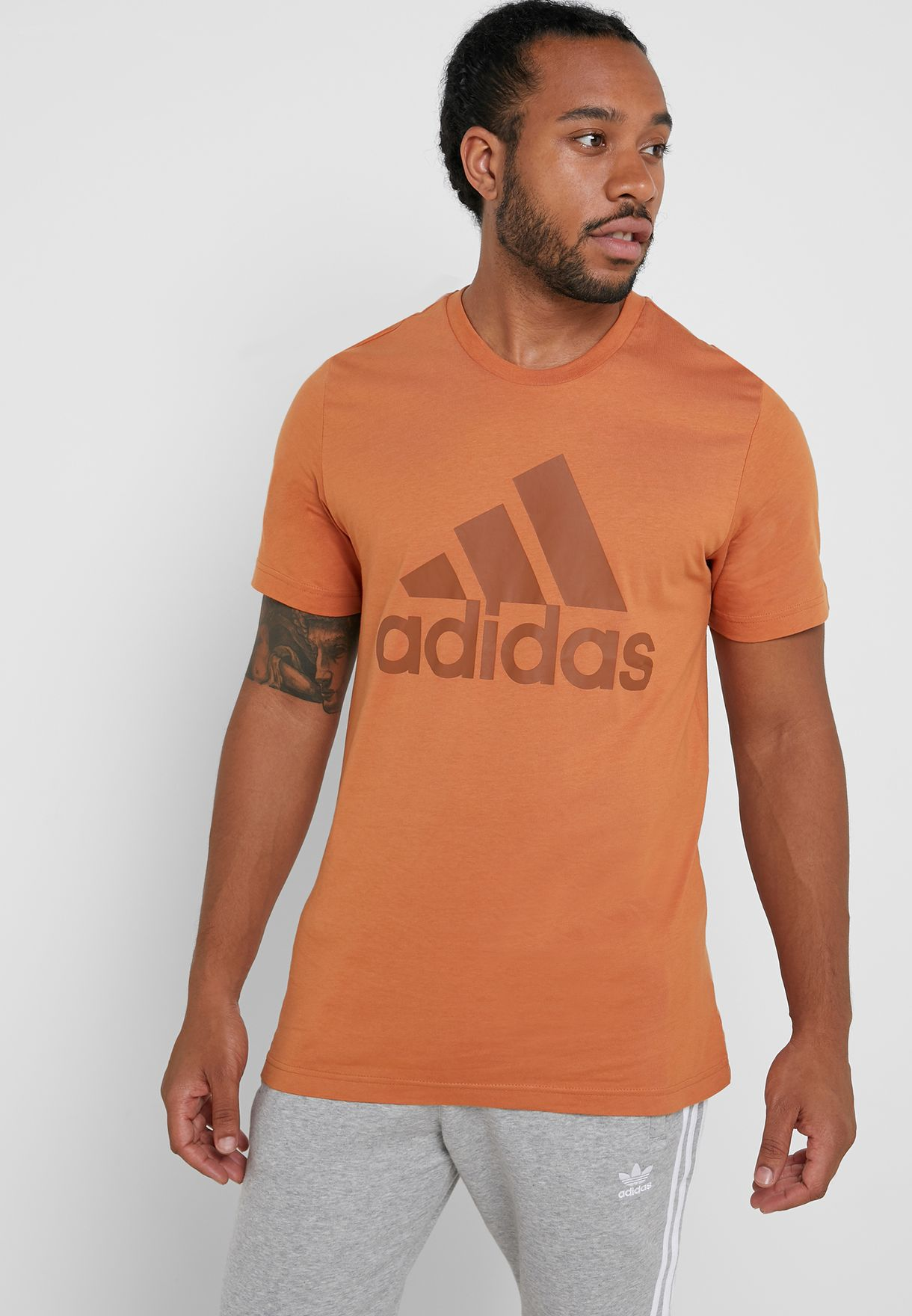 Must Have Badge Of Sport T-Shirt