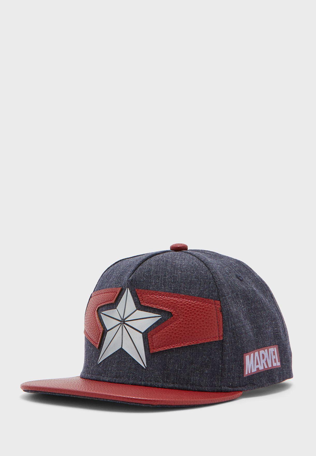 Teen Avengers Cap