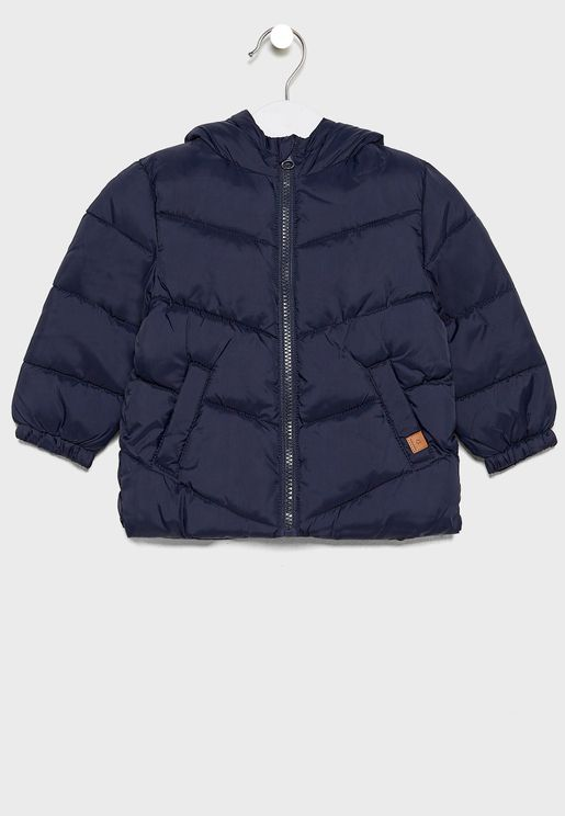Infant Puffer Down Jacket
