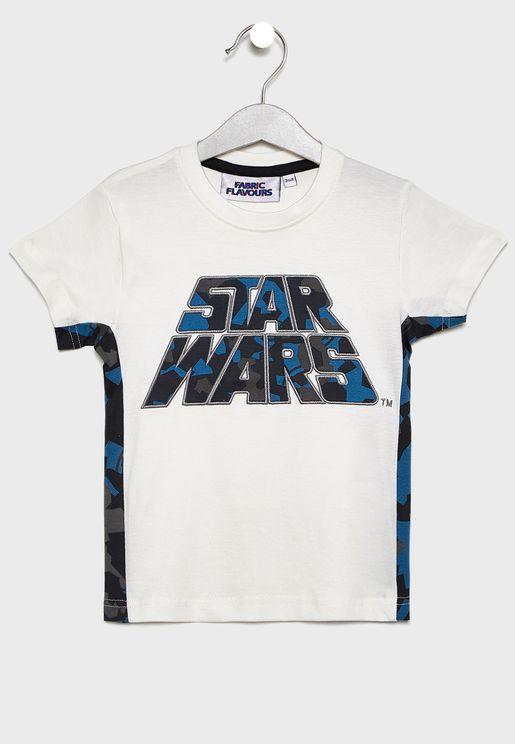 Kids Star Wars T-Shirt