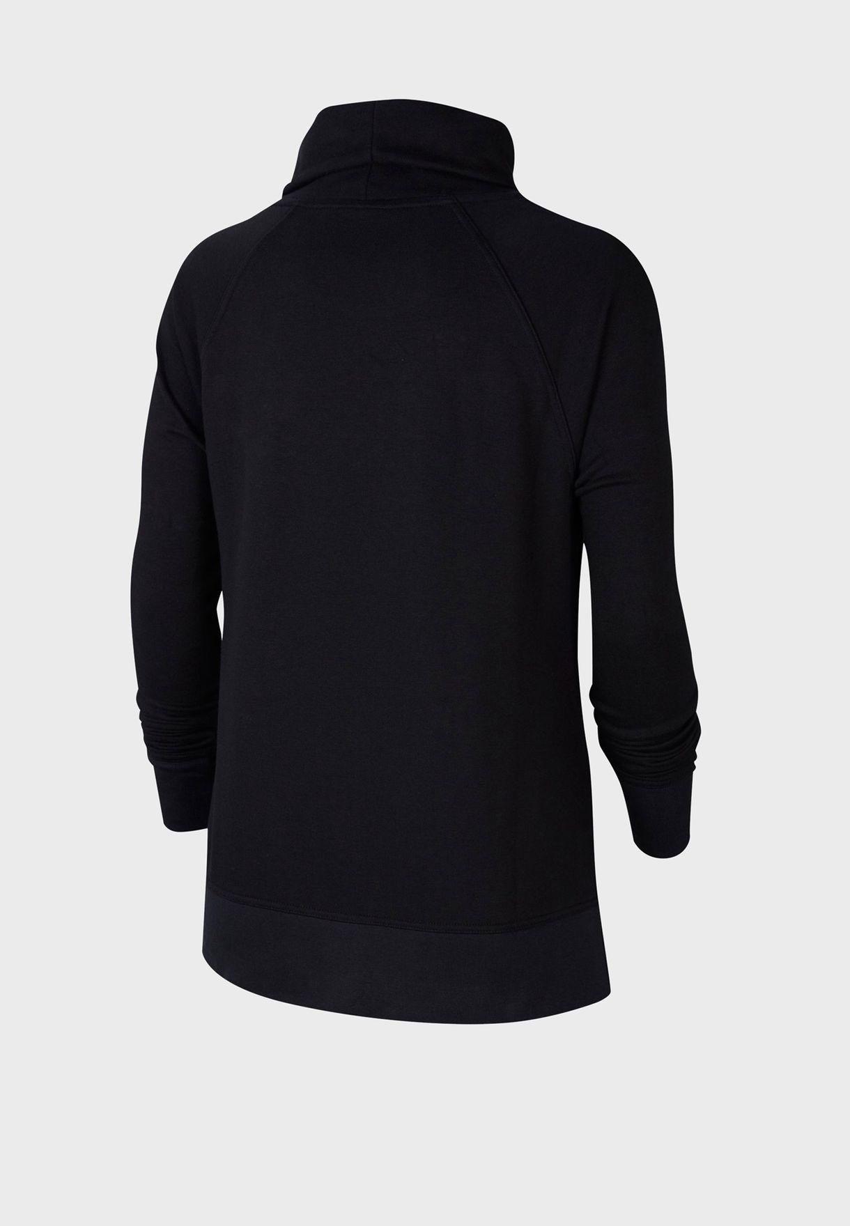 Dri-FIT Fleece Cowl Neck Sweatshirt