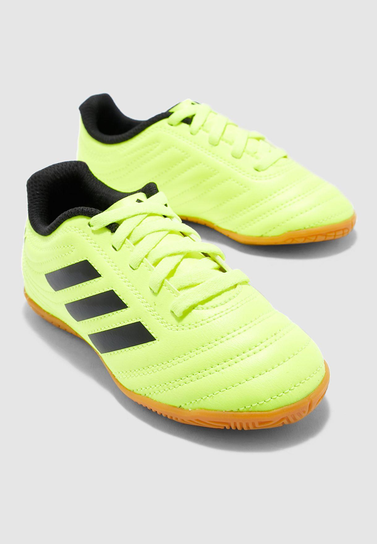 Observar Remisión Estar satisfecho  Buy adidas neon Youth Copa 19.4 IN for Kids in MENA, Worldwide   F35451