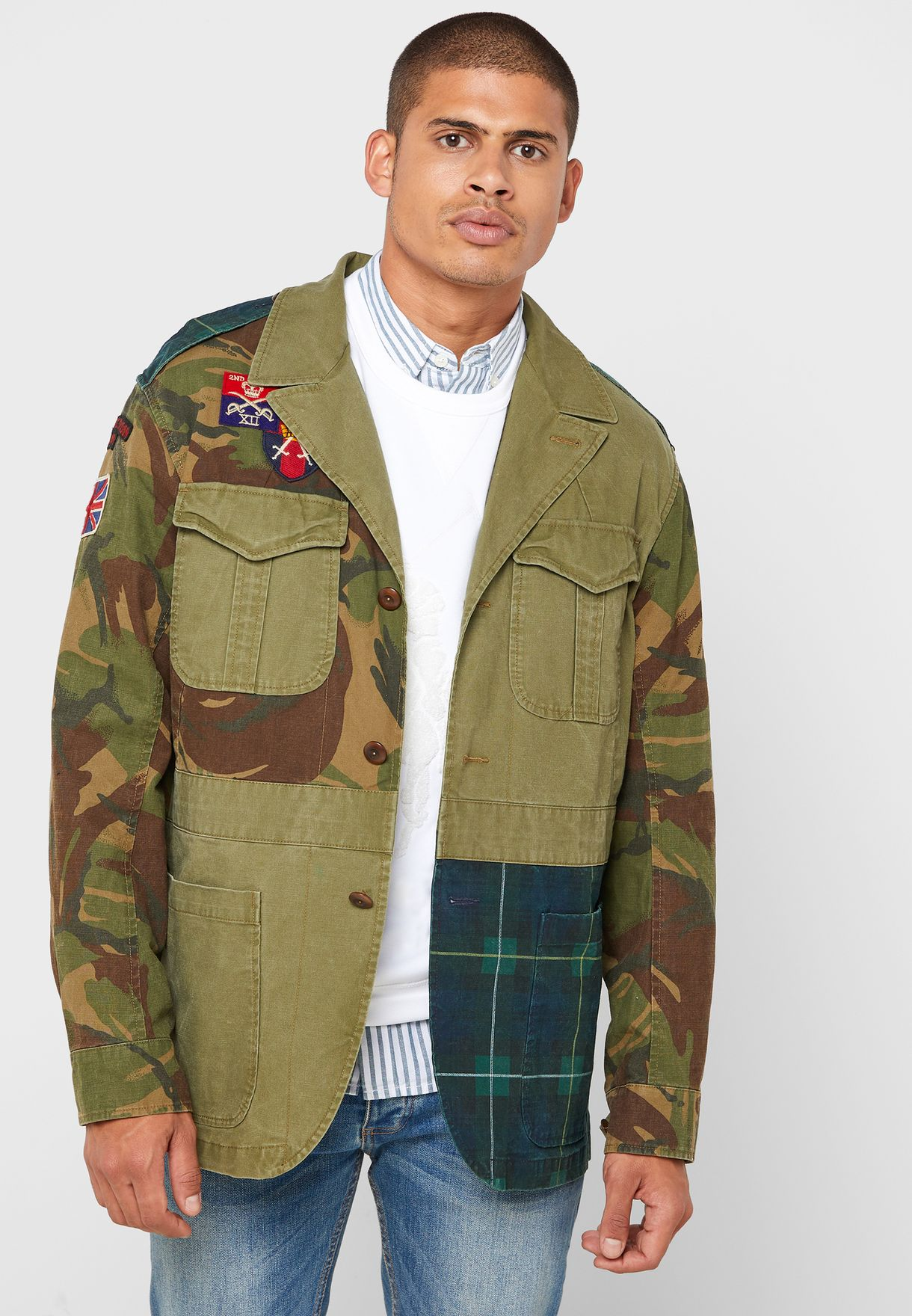 Hybrid Eisenhower Jacket