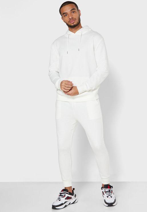 Pullover Hoodie Set