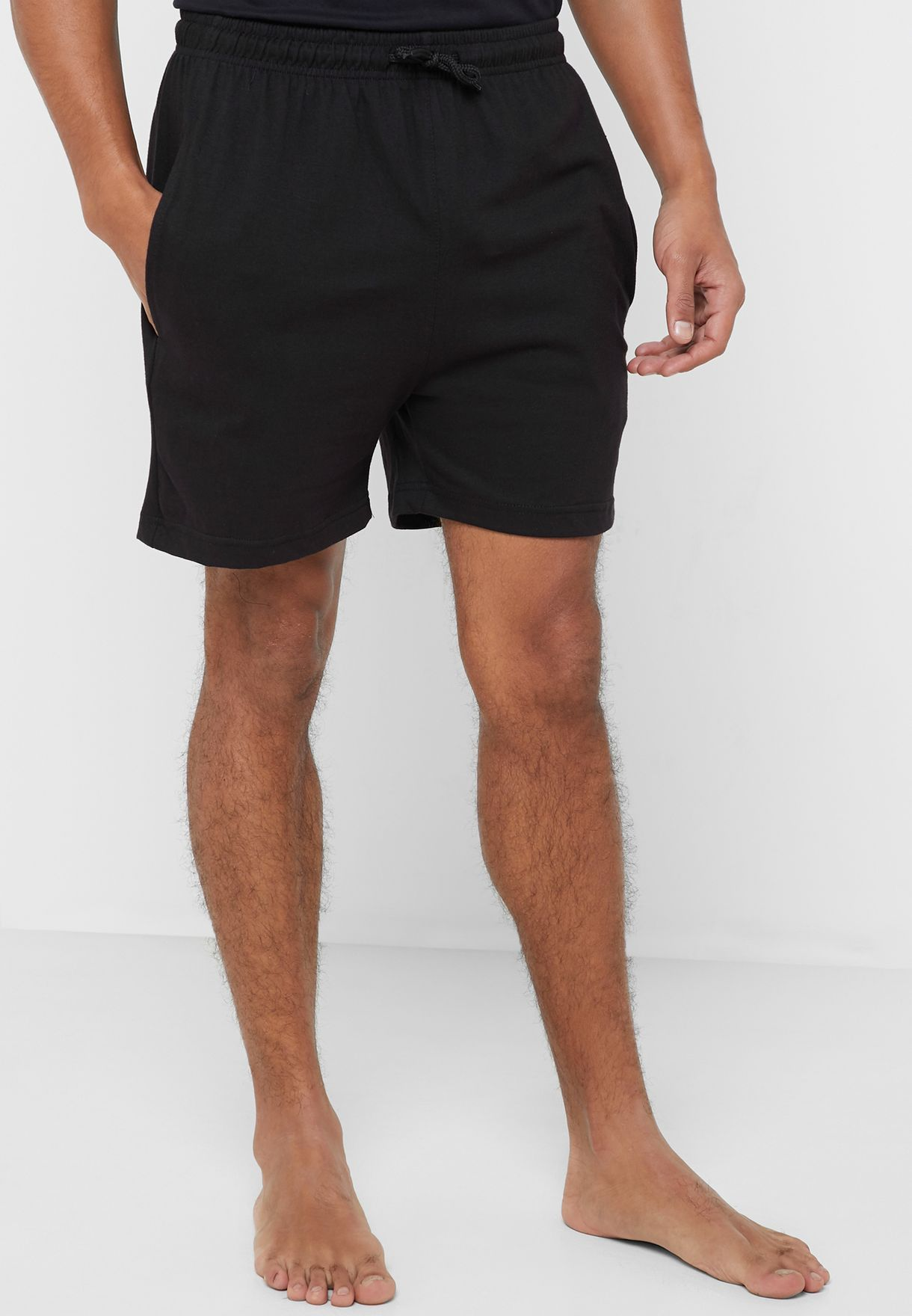Skull Shorts Pyjama Set