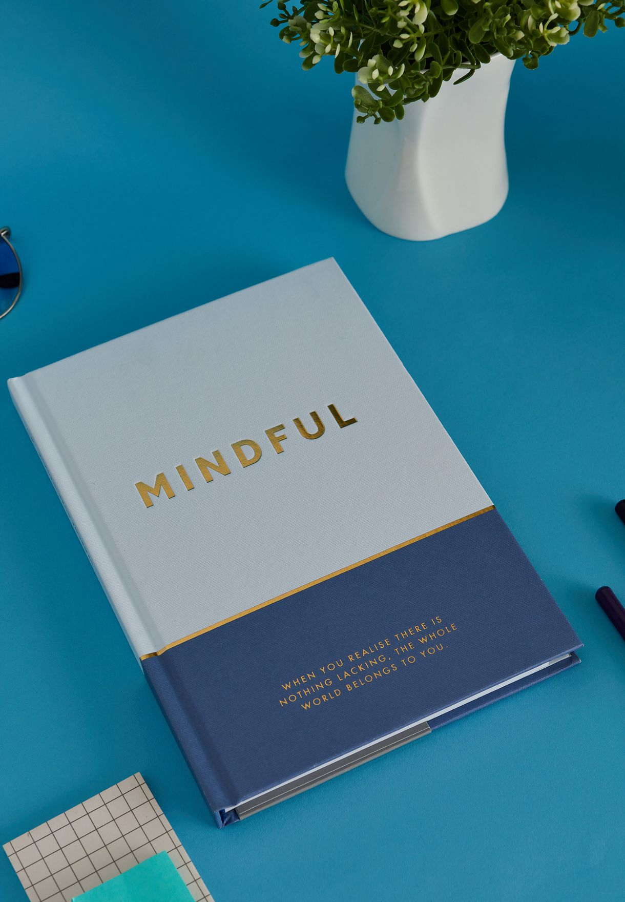 Inspiration Mindfulness Journal
