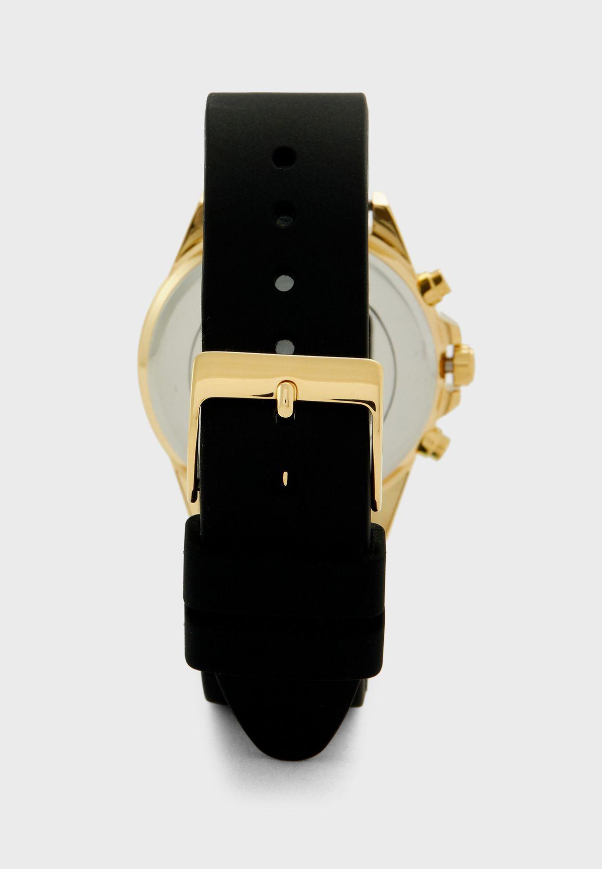 Gemini Analog Watch