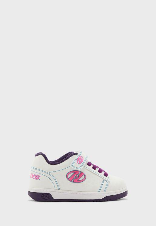 Dual Up X2 Ultraviolet Sneaker