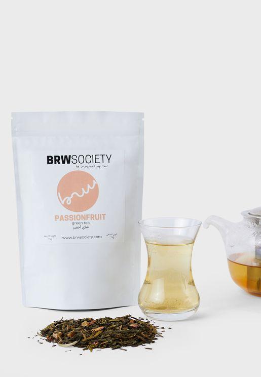 شاي اخضر - باشن فروت
