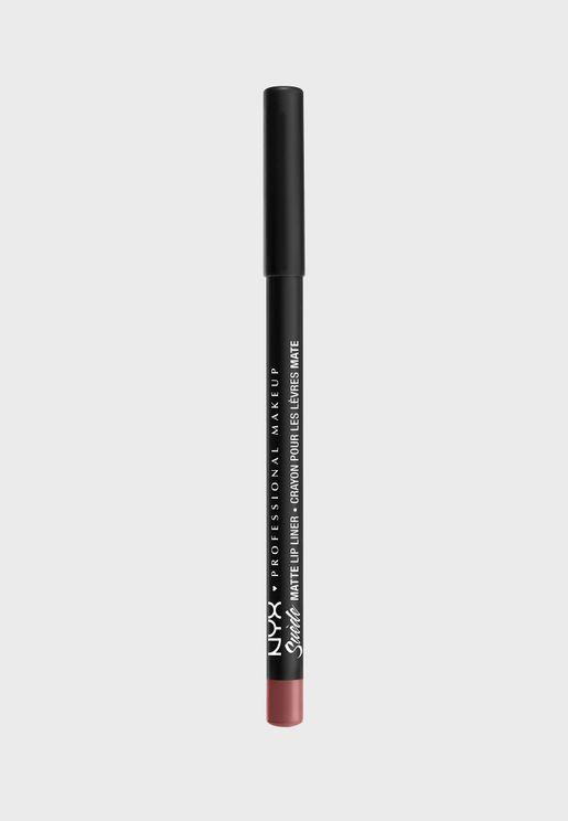 قلم تحديد الشفاه سويد مات - ويبد كافيار