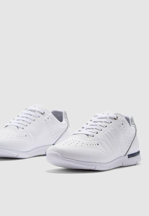 Glitter Light Sneaker