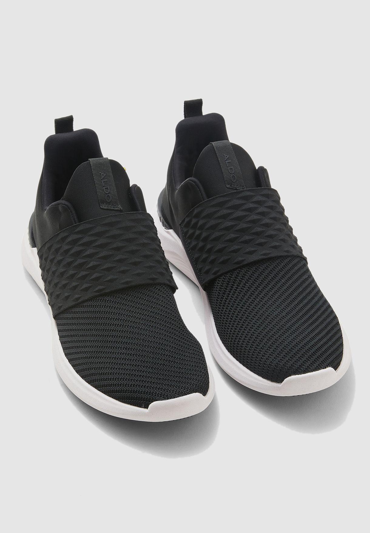 Buy Aldo black Rppl2A Sneakers for Men