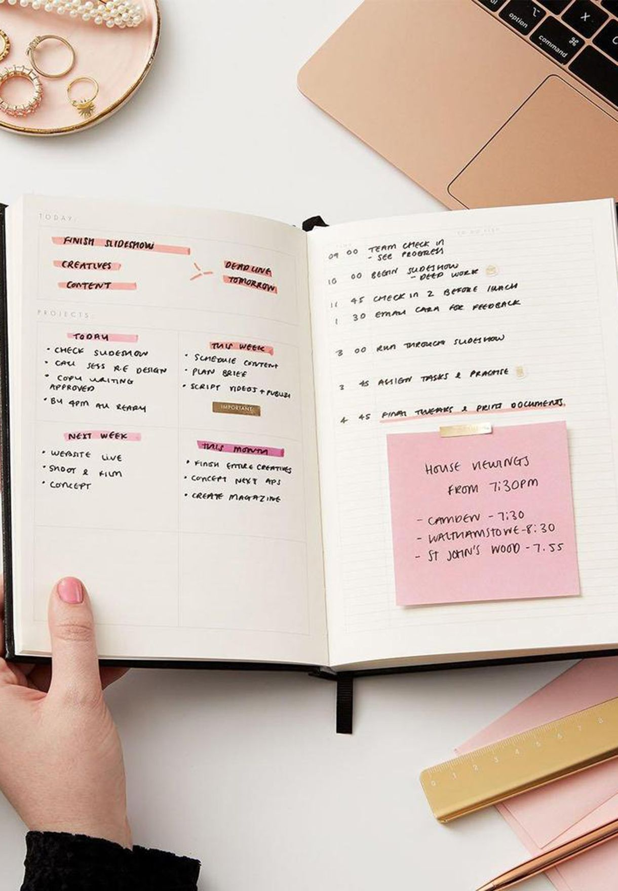 The Project Notebook